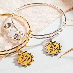 You Are My Sunshine Bracelet | Alex & Ani